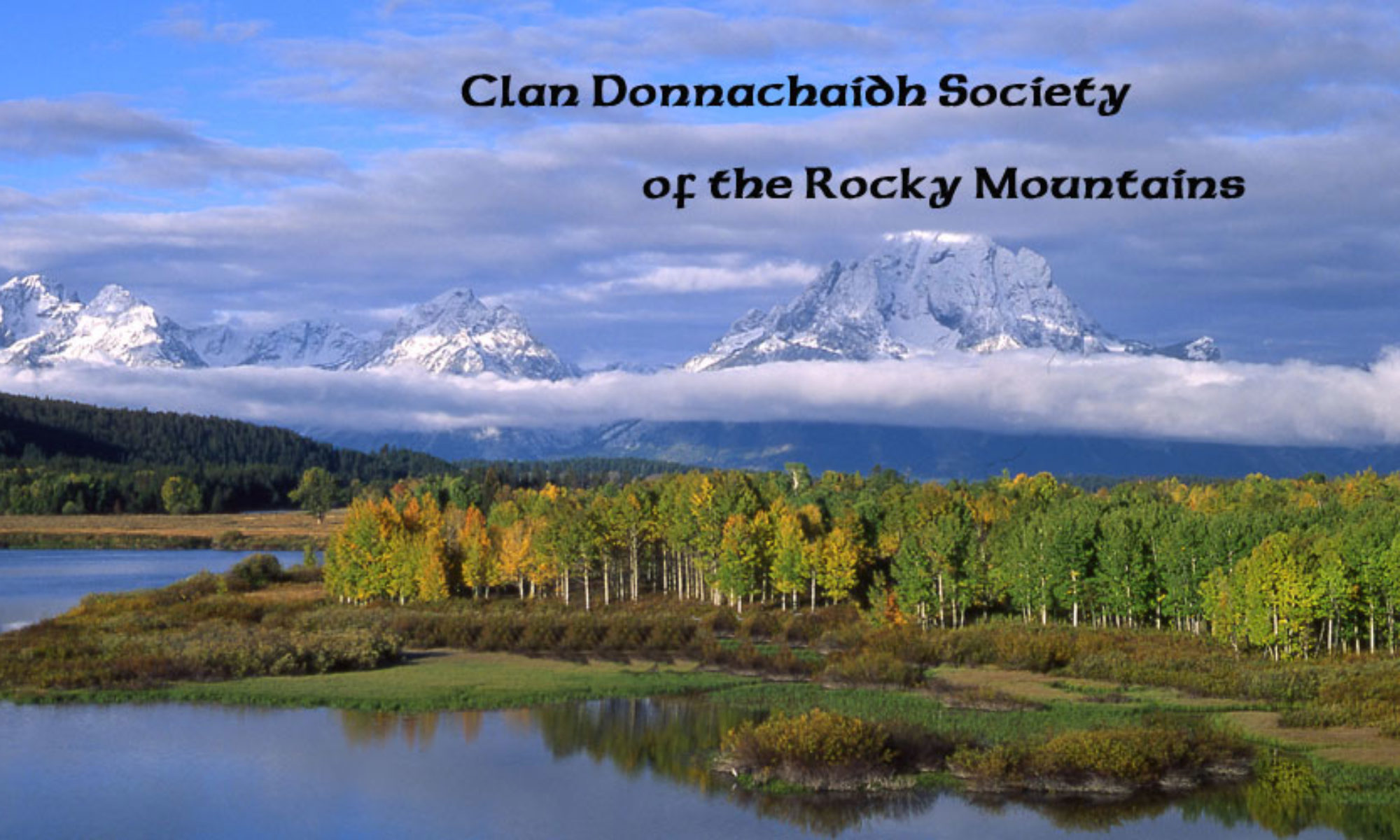 Clan Donnachaidh Society of the Rocky Mountains